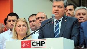 Adana'dan mermili tehdide tepki