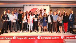 Corporate Games'te ödül günü