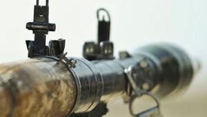 Jandarma Komutanlığı'na roketli saldırı