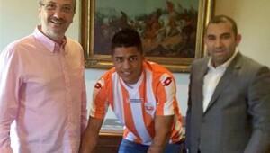 Adanaspor, Brezilyalı Freitas ile 3 yıllık sözleşme