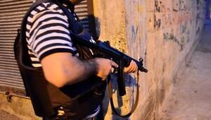 Tarsus'taki PKK operasyonuna 9 tutuklama