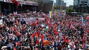 CHP'lilerden Kılıçdaroğlu'na destek