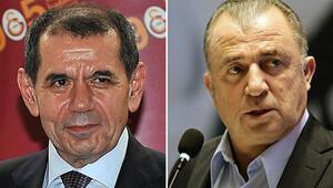 Dursun Özbek'ten Fatih Terim için flaş açıklama!