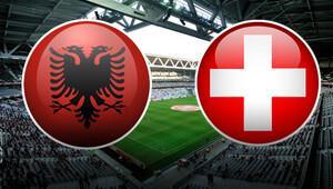 Arnavutluk-İsviçre / CANLI EURO 2016