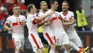 Arnavutluk 0-1 İsviçre