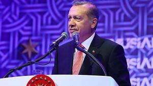 Cumhurbaşkanı Erdoğan: Çevremizde sırtlanlar, üzerimizde akbabalar dolaşırken...