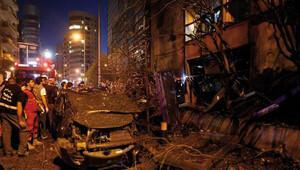 Lübnan'da bombalı saldırı: 2 yaralı