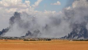 Menbiç'in etrafındaki tüm köyler IŞİD'den temizlendi