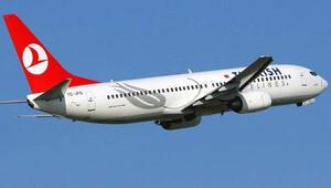 THY uçağı hamile yolcu için acil iniş yaptı