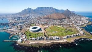 Afrika'da bir Avrupalı: Cape Town