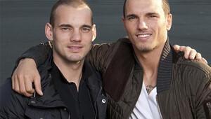 Wesley Sneijder'in kardeşinden ilginç Ozan Tufan paylaşımı!