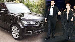 Sezen Aksu, oğlu Mithat Can Özer'e yeni bir cip aldı