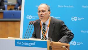 Sedat Ergin'in DW İfade Özgürlüğü Ödülü konuşması
