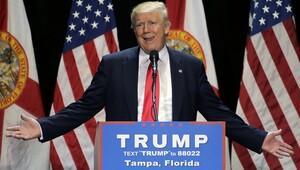 Donald Trump'tan yaylım ateşi