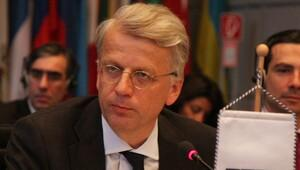 AB Delegasyonu Başkanı Haber istifa etti