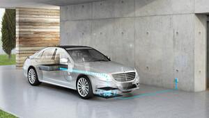 Mercedes-Benz S500e'ye kablosuz şarj geliyor