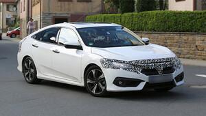 Honda Civic'in yeni yüzü için geri sayım