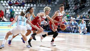 Arjantin: 38 - Türkiye: 66
