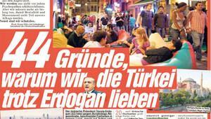 Türkleri sevmemizin 44 nedeni