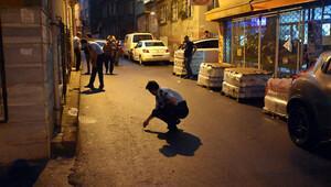 Fatih'te polise silahlı saldırı: Bir yaralı