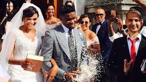 Samuel Eto'o'dan ilginç nikah töreni!