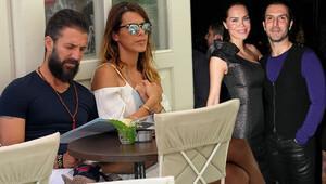 Harun Tan sevgilisi ile Çeşme'ye tatile gitti