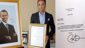 Obama Antalya'ya mektup gönderdi: Zarfı açınca şok oldum
