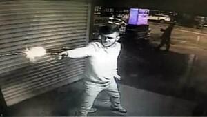 Bir kişinin öldüğü gece kulübündeki saldırı kamerada