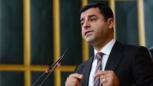 Demirtaş'tan 'TAK dağıtılsın' açıklaması