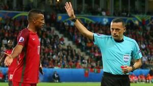 EURO 2016'da Cüneyt Çakır'a bir maç daha