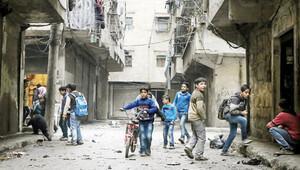 Suriye ordusu Türkmen Dağı'nı aldı