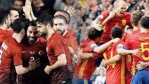 Favori yüzde 80 İspanya