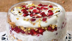 Yaz ramazanına özel muhteşem tatlılar
