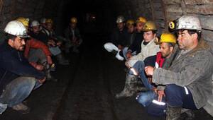 Önce madenden sonra işten çıkardılar