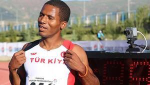 Türkiye Diamond Lig 4x100 metrede birinci oldu