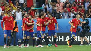 İspanya 3-0 Türkiye / MAÇIN ÖZETİ