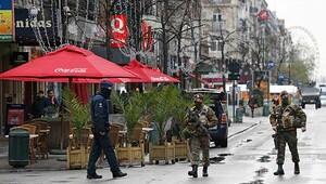 Brüksel'de terör operasyonu
