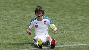 Rosicky: Türkiye maçında oynamıyorum