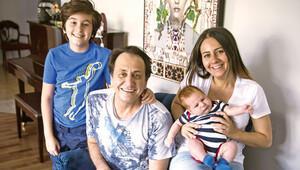 Özgür Ozan: Baba olunca eşinize tekrar aşık oluyorsunuz