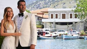 Kenan İmirzalıoğlu'nun Marmaris'teki binasının tadilatı bitti
