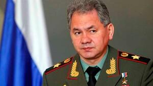 Rusya Savunma Bakanı'ndan Esad ziyareti