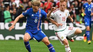 İzlanda 1-1 Macaristan / MAÇ ÖZETİ