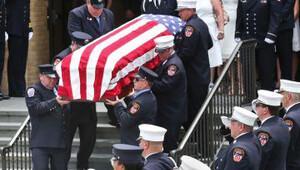 11 Eylül saldırısında öldü, 15 yıl sonra toprağa verildi