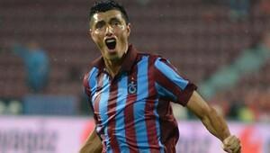 Trabzonsporlu Oscar Cardozo'ya talip ABD'den çıktı
