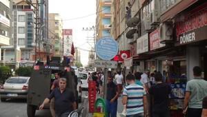 Mardin'de patlama: 4 yaralı