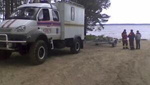 Rusya'da yas: 14 çocuk boğuldu