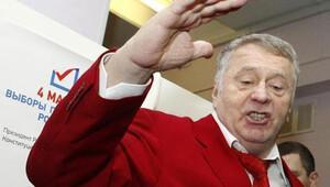 Rus aşırı sağcı lider Jirinovski: Türkiye ile ilişkileri düzeltmeyi başarırsam...