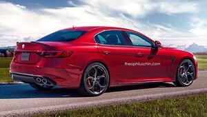 Alfa Romeo'dan BMW 5 Serisine rakip