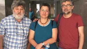 Özgür Gündem'in 3 nöbetçi yayın yönetmeni tutuklandı