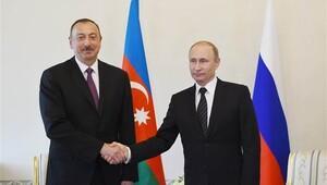 Rusya'da 'Dağlık Karabağ' zirvesi